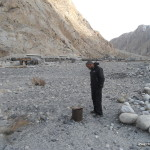 Borewell Water at Siachen - Ritesh Arya