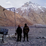 Water at Siachen - Ritesh Arya
