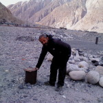 Siachen - Ritesh Arya with  Borewell